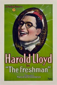 «The Freshman». Lisens: Opphavsrett utløpt. Via Wikimedia Commons.