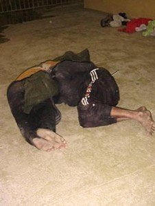 Prisoner abuse in Abu Ghraib. Having Western democracies in charge is no guarantee for ethical practice. License: Public Domain. Via Wikimedia Commons.