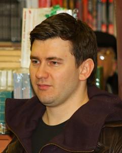 Dmitrij Glukhovskij, russisk forfatter og journalist.