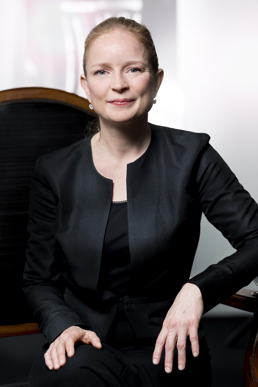 Portrett av Ninna Thomsen